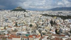 """The """"Top 25″ Best Destinations in the World~ Athens, Greece"""