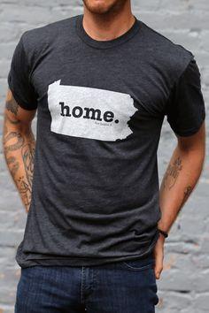 Pennsylvania Home T Shirt. I NEED THIS SHIRT SO BAD IT HURTS