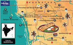 A food trail that takes in the best eats to be had in #Udupi, #Karnataka, in LPMI's March 2014 issue.