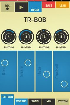 Propellerhead Figure - I am in love with this app. If you like making music spend  the $0.99