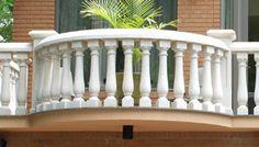 Precast Concrete Balustrade Railing