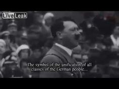 Tapestry of Grace ~ Year 4 ~ Week 9 ~ Hitler's Speech translated into English subtitles - YouTube