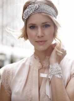 fermagli fasce tiare per sposa - Cerca con Google Fili Decorativi Per Testa Da  Sposa 4699d413895d