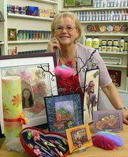 Susan Pickering Rothamel - owner of USArtquest