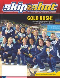 Skip Shot Magazine Water Polo 77