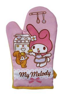 Sanrio My Melody Kitchen Oven Mitt | eBay