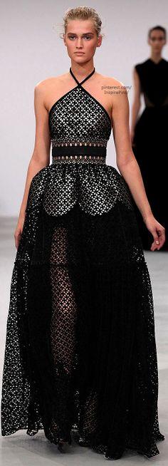 Couture Azzedine Alaïa #PurelyInspiration