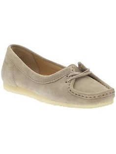 Wallabee Chic- may have just found my new work shoes