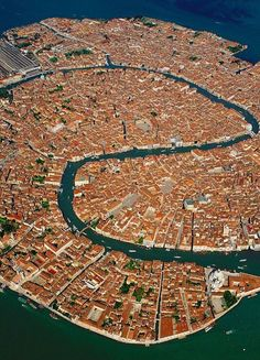 Venice, Italy featured on http://www.exquisitecoasts.com/beautiful-coastal-cities.html