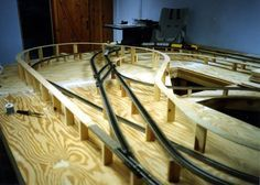HO Scale Model Train Layouts   The Rescuers