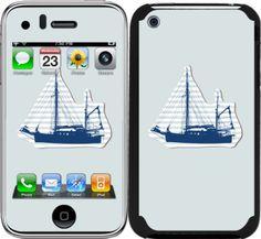 iPhone 3 / 3GS için Ozi Yelken Kapak