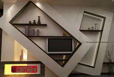 ديكورات الجبس العصري المغربي - اشغال الجبس والديكور المنزلي