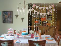 Goldfish Props for a First Birthday PYL with Angela Pinterest