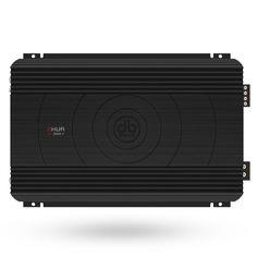 Amplificador DB Drive A7-2000.1 Clase D Monoblock Series A7 de 2000 Watts.