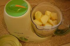 Beaba Recipe : Making Applesauce