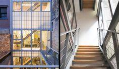 WEINER TOWNHOUSE - LOT-EK Architecture & Design