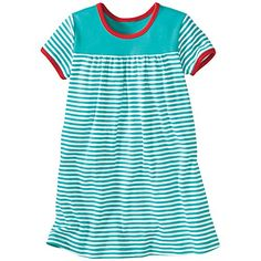 Hanna Andersson Baby Girl Playdress Daydress 90 36 Months Aqua -- Want to know more, click on the image.