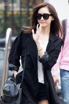 #Yoona#윤아 #ユナ #SNSD #少女時代 #소녀시대 #GirlsGeneration 150911 Music Bank SaranghaeYoon