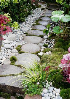 6 ideaa itämaiseen puutarhaan | Meillä kotona