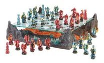 $199.95 Color Dragon Chess Set