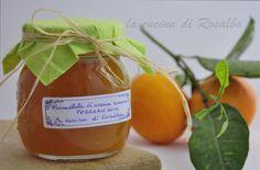 marmellata di arance amare | ricetta la cucina di rosalba Bitter, Chutney, Biscotti, Cantaloupe, Orange, Cooking, Recipes, Hobby, Food