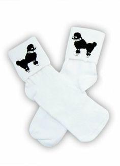 Hip Hop 50s Shop Girls Bobby Sock With Black Poodle Applique Child Size Hip Hop 50s Shop http://www.amazon.com/dp/B008J7BIUC/ref=cm_sw_r_pi_dp_.W8Itb0K5KHSJQC6
