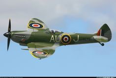 spitfire airplane   Photos: Supermarine 361 Spitfire LF16E Aircraft Pictures   Airliners ...