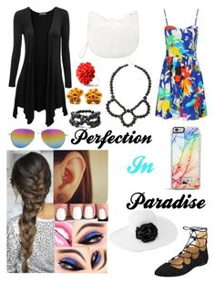 """""""Perfection in Paradise"""" by ur-simply-unique on Polyvore"""