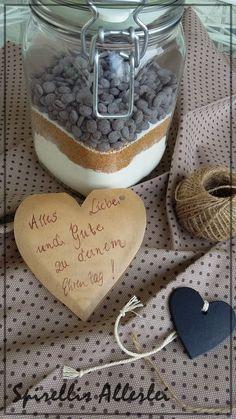{DIY} Alles Liebe - Backmischung