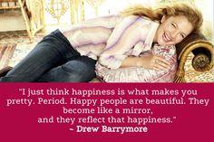 ~Drew Barrymore