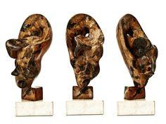 """""""Pulcinella - l'olfatto""""  Scultura in legno d'ulivo  #ulivo #olive #carved #Madera #holz #bois #wooden #Ostuni #weareinpuglia #puglia #sculpture #scultura #escultura  #skulptur #scultore #sculptor #Wood #woodcarver #contemporaryart #naso #Salento #art #napoli #artist #sculptures #artwork #lulivochecanta #thisispuglia #pulcinella #naples"""