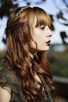 Autunno Romano | Miss Pandora - Louise Ebel