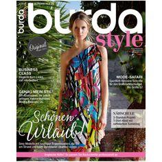 Publications from burda style Chic Minimalista, Feminine Mode, Retro Stil, News Boy Hat, White Girls, Summer Dresses, Formal Dresses, Protective Styles, Hair Designs