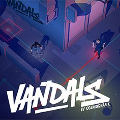 Vandals is an infiltration game that will transport you to the most emblematic cities of street art. In this turn-based game, the aim is to sneak around police surveillance and spray walls that grow harder and harder to access. Play Game Online, Online Games, Play 1, Games To Play, Strategy Games, Family Games, Videogames, Cities, Police