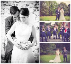 Some of my favourite weddings of the year, by a Sarah Elvin Photography.  - Rownhams House Wedding -  www.sarahelvinphotography.co.uk Wedding Of The Year, My Favorite Things, Gardens, Weddings, Wedding Dresses, Photography, House, Fashion, Bride Dresses