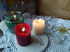 Charged Sigil Petition Candle Sealed Manifesting Spells Wiccan Pagan Money Love