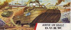 Airfix DUKW