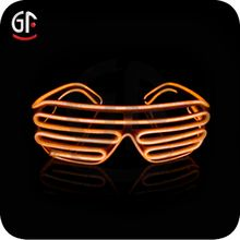 China Gift Items 2016 New Products EL Wire Shutter Wholesale Fashionable Sunglasses - search result, Shenzhen Great-Favonian Electronics Co., Ltd.