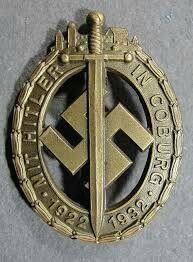 Coburger Ehrenzeichen 1932 World War Ii, Tanks, Ss, German, Symbols, History, Third, Military, German Language