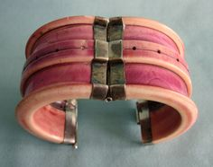Antique Indian HUGE IVORY CUFF Bracelet  (my coll.)