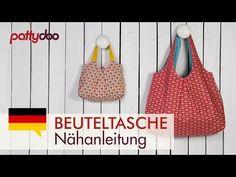 Tasche nähen - Anleitung | pattydoo Blog