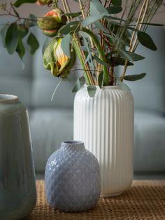 Ikea Stilren White Vase