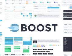 """Boost #UI #Kit by Craftwork"" http://be.net/gallery/38523573/Boost-UI-Kit-by-Craftwork"