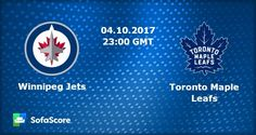 watch live football matches online free | #NHL | Winnipeg Jets Vs. Toronto Maple Leafs | Livestream | 05-10-2017