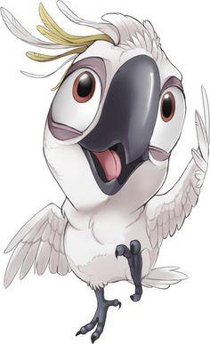 .: Rio - Pretty Bird :.