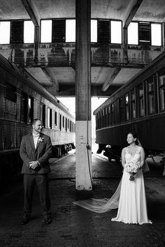 Destination Wedding-Savannah Round House Museum #savannah #obscuraphotoworks.com #photography #wedding #weddingphotography #destinationweddings #edgy #photojournalism #railroad #trains