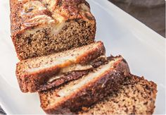 Karen Martini's Sisterly Banana Bread | afternoonteal