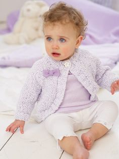 Design from Chunky Baby Knits (380) features 19 designs in Sirdar Snuggly Snowdrops Chunky for babies, girls and boys from birth to 7 years. We will send a FREE copy of the pattern when you purchase the yarn for that design! | English Yarns