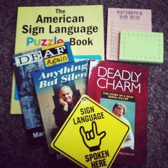 Deaf Christmas gifts.