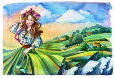 Lavandula Blog: MY LAND